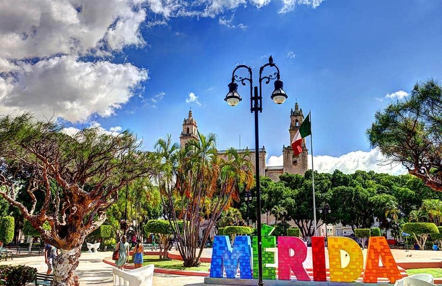vivir en mérida, la ciudad mas segura de México