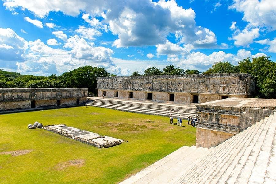ir a Chichen Itzá