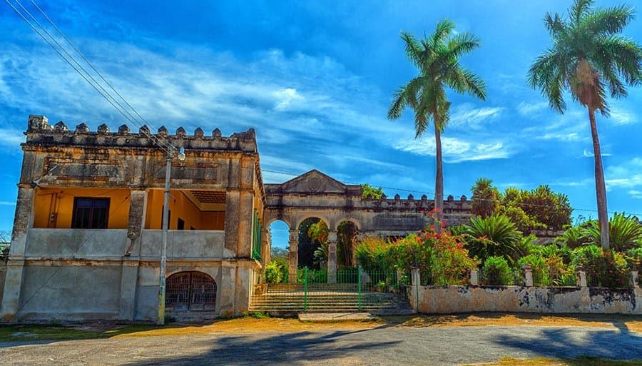Haciendas en yucatán. Chenché de las Torres