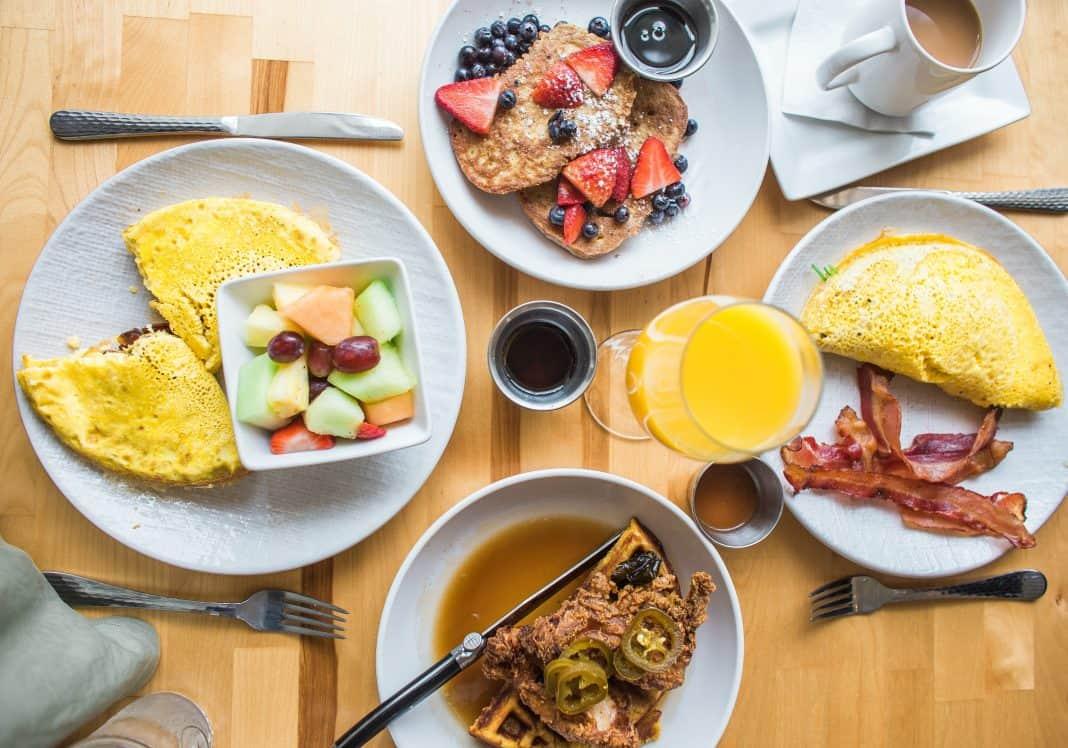 desayunos buffet en merida