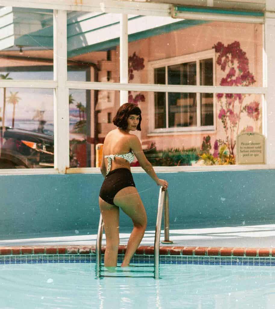 bikini mujer