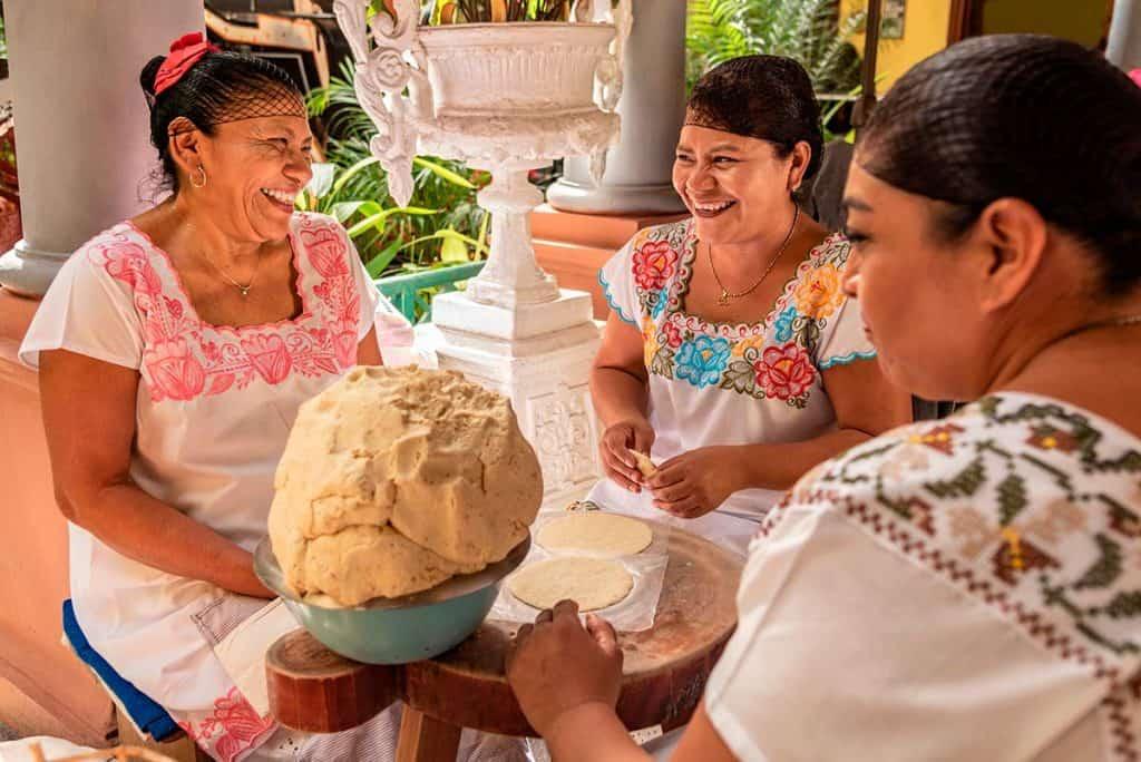 mujeres yucatecas