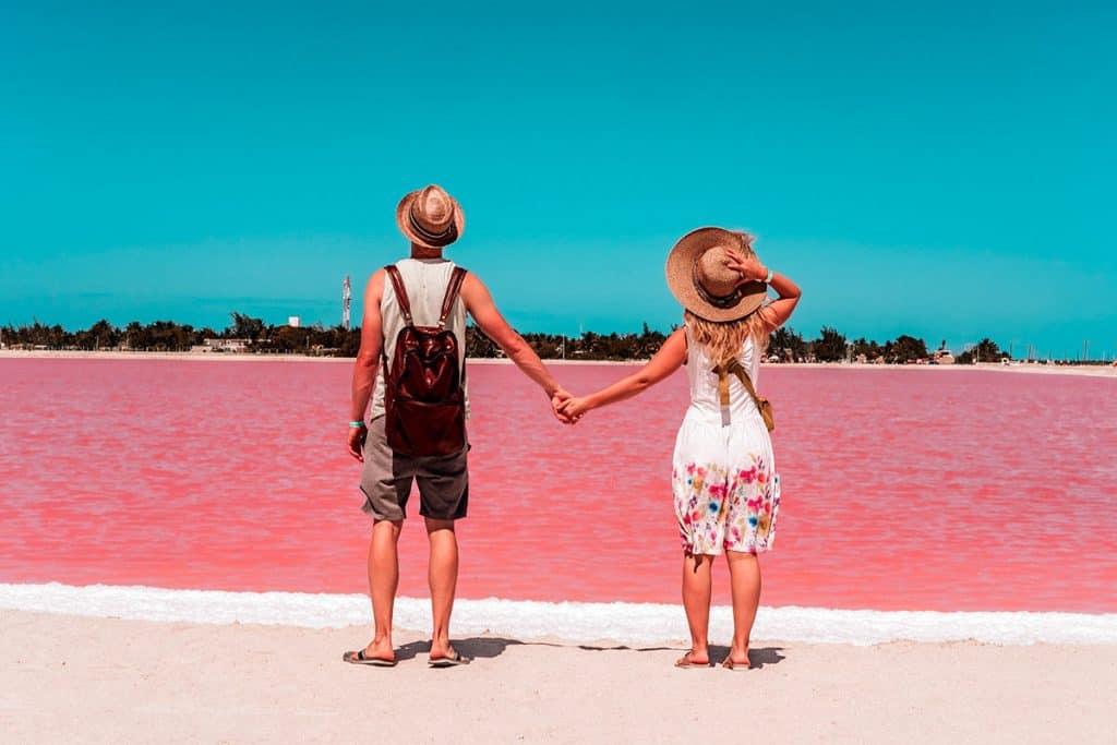 Las Coloradas Yucatan