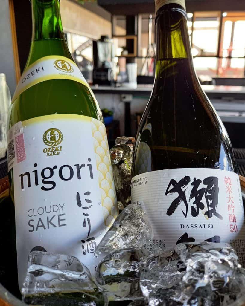 Sake in Mérida
